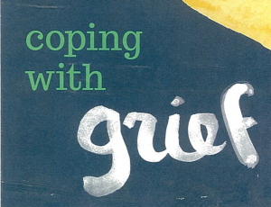 Coping With Grief brochure